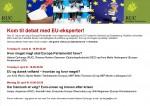 EU debat forår 2014